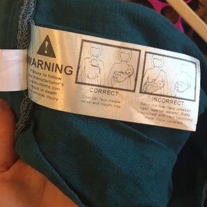 a4eb4a2a14c bibetts Accessories - Bibetts 100% linen baby sling
